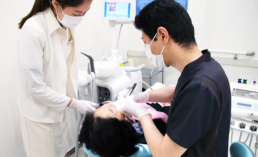 初めての方へご挨拶 医療法人五條歯科医院