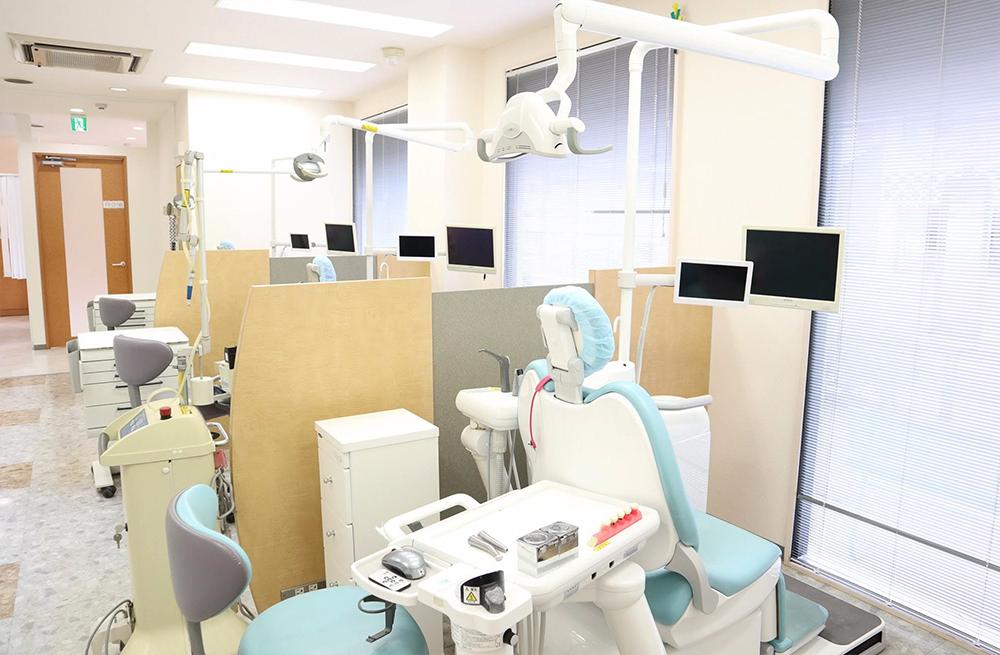 医療法人五條歯科医院 本院の様子